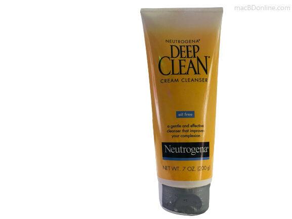 Neutrogena Deep Clean Cream Cleanser