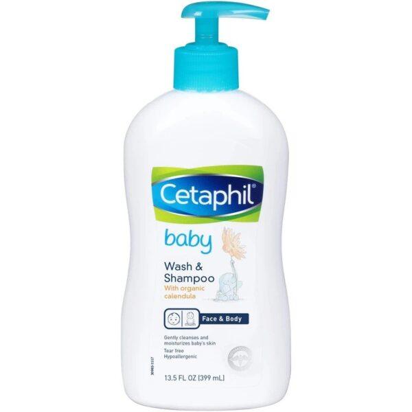Cetaphil baby wash & shampoo