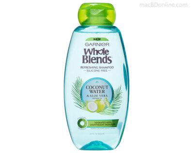 Garnier Refreshing Shampoo with Coconut Water & Aloe Vera extracts