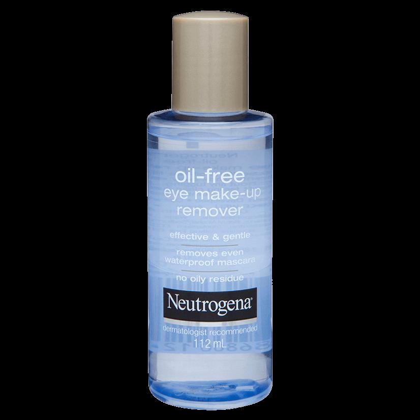 Gentle Oil-Free Liquid Eye Makeup Remover for Waterproof Mascara