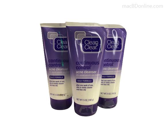 Clean & Clear Continous Control Acne Cleanser